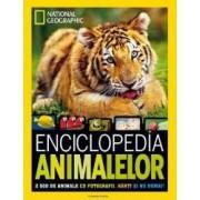 Enciclopedia animalelor. National Geographic 2500 de animale cu fotografii harti si nu numai