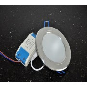 Spot led 5w 220V incastrabil