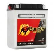 Banner YB14-A2 Bike Bull motorkerékpár akkumulátor - 51412