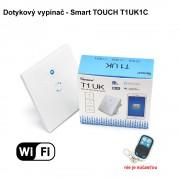 Dotykový vypínač Smart TOUCH T1UK1C