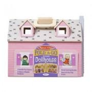 MELISSA & DOUG Drewniany domek dla lalek MELISSA & DOUG 13701