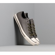 Converse Chuck Taylor All Star Archival Leather Carbon Grey/ Vivid Sulfur/ Egret