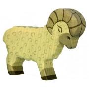 Fa játék állatok - kos