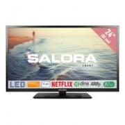 "Salora 5000 series Een 24"" (61CM) HD ready SMART LED TV met Netflix, 100Hz bp (24HSB5002)"