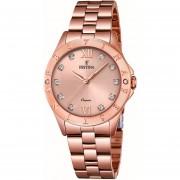 Reloj F16926/B Golden Rose Festina Mujer Boyfriend Collection Festina