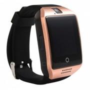 Q18 Plus 3G Android Wi-Fi Bluetooth reloj inteligente - Oro Rosa