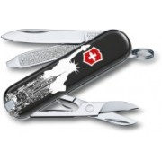 Victorinox Classic - New York - Limited Edition 2018 Swiss Army Knife(Black)