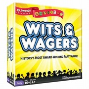 Wits And Wagers 2nd Edition Party Game North Star Games