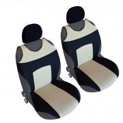 Autostoel T-shirt Zwart Grijs 2 stuks