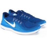 Nike FLEX 2017 RN Running Shoes For Men(Blue)