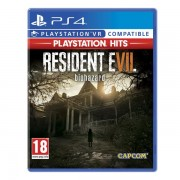 Resident Evil 7 Biohazard PS4 Game (psvr Compatible) (playstation Hits