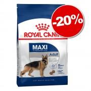 Croquettes Royal Canin Size 1,5 à 4 kg : 20 % de remise ! - Medium Adult (4 kg)