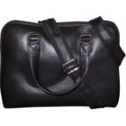 Kan Black Genuine Leather Backpack/Sling Bag For Men and Women 7 L Laptop Backpack(Black)