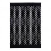 Zala Living Černý koberec Zala Living Twist, 70 x 140 cm