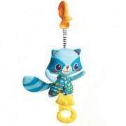 Вибрираща играчка за количка - Jitter Teether Raccoon, Tiny Love, 076191