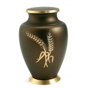 Grote Messing Aria Wheat Urn (3.3 liter)