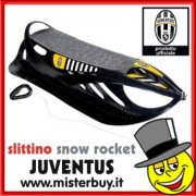 SLITTINO SNOW ROCKET JUVENTUS