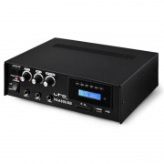 LTC PAA60USB amplificatore USB-MP3 microfono 12V