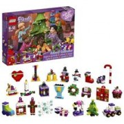 Set Lego Friends Advent Calendar Christmas Countdown Building Toy