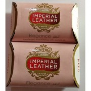 Imperial leather bath soap elegance luxuriously moisturizing with orchid oil soap 175 g (pack of 2 )