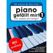 Bosworth Music - Piano gefällt mir! 50 Chart & Film Hits, Spiralbindung