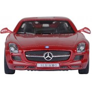 KINSMART Mercedes Benz Sls Amg- Red …