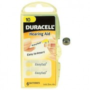 Duracell Zink - Luft 10 8x6 pack