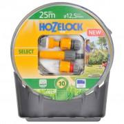 Hozelock Select Hose Starter Set 25 m with Hanger 6025P1240