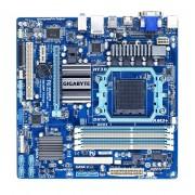 Gigabyte GA-78LMT-USB3 (rev. 4.1) North Bridge: AMD 760G South Bridge: AMD SB710 Socket AM3+ Micro ATX motherboard