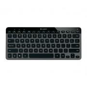 Logitech K810 Bluetooth Black, Grey