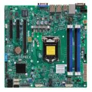 Supermicro X10SLL-F LGA 1150 (Presa H3) Intel C222 Express Micro ATX