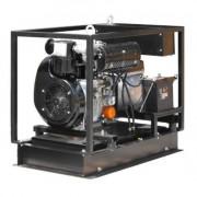 AGT 16003 LSDE Generator de curent diesel trifazat 15 kVA , motor Lombardini , demaror electric 12 V