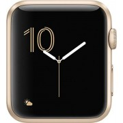 Apple Watch Series 1 (A1803) SOLAMENTE CUERPO, Aluminio en Oro, 42mm, C