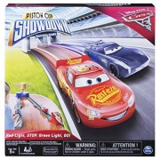 Spin Master Games - Cars 3 - Piston Cup Showdown - Racing Game