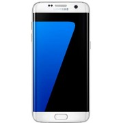Samsung Galaxy S7 Edge 32GB Wit + Back case + Screenprotector