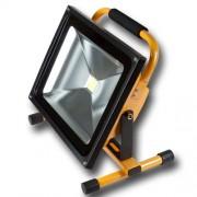 Max Stavební reflektor LED 50W akumulátorový
