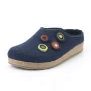 """Pantoffels """"Grizzly"""", jeans 41"""