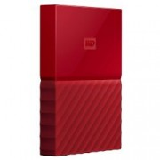 "HDD External 2.5"" My Passport 3TB Red"