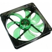 Ventilator Carcasa Cooltek Silent Fan 140 Green LED 900 rpm