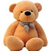 3 feet Brown Beautiful Attractive Huggable cute teddy bear
