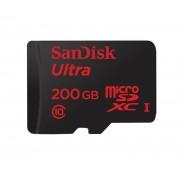 SANDISK ULTRA 200GB MICRO SD (SDSDQUAN-200G-G4A)
