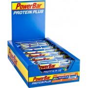 PowerBar ProteinPlus 30% Sportvoeding met basisprijs Orange Jaffa Cake 15 x 55g bruin/blauw 2017 Sportvoeding