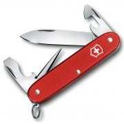 Briceag Victorinox Pioneer Alox Limited Edition, Berry Red, 9.3x2.35x1.25xcm