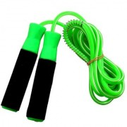 GENERIC PVC Foam Handle Skipping Rope with Ball Bearing(Color May Vary)