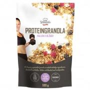 Clean Eating Proteingranola Hallon & Blåbär 500 g