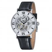 Thomas Earnshaw Es-8038-02 Darwin argento & nero orologio automatic...