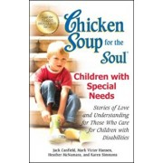 Chicken Soup for the Soul: Children with Special Needs: Stories of Love and Understanding for Those Who Care for Children with Disabilities, Paperback/Jack Canfield