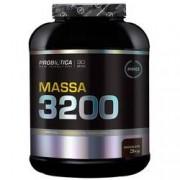 Probiótica Hipercalórico Probiótica Massa 3200 - Chocolate - 3Kg