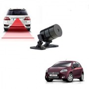 Auto Addict Car Styling Anti Collision Safety Line Led Laser Fog Lamp Brake Lamp Running Tail Light-12V Cars For Fiat Punto