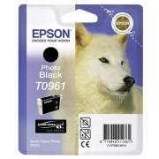 Epson ink cartridge photo black T 096 UltraChrome K 3 T 0961
